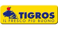 Logo Tigros il fresco più buono